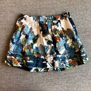 ABERCROMBIE & FITCH Circle Mini Skirt
